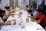 Apollo 16 pre-launch breakfast.jpg