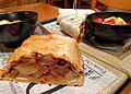 Apple strudel and dirty bowl wrap at Portobello, Whistler (31301942725).jpg