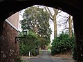 Approach to the Bishop's Palace, Exeter - geograph.org.uk - 640202.jpg