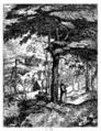 Arène - La vraie tentation du grand Saint Antoine - contes de Noël, 1880, illust 07.png