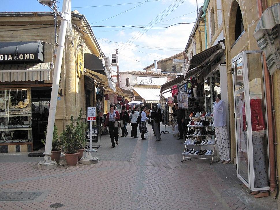 Arasta Nicosia Northern Cyprus