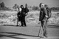 Arba'een In Mehran City 2016 - Iran (Black And White Photography-Mostafa Meraji) اربعین در مهران- ایران- عکس های سیاه و سفید 42.jpg