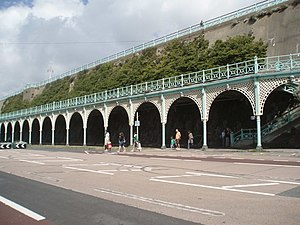 Quadrophenia (film) - Brighton seafront where the pals gathered after travelling from London