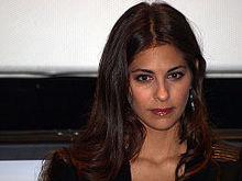 L'attrice Ariadna Romero nel 2011.