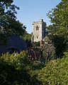 Arkesden Church of St Mary from Hampit Road, Essex, England.jpg