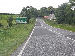 A3 road (Northern Ireland)