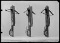 Armborst med täckt pilränna, troligen tillverkat i Tyskland, 1697 - Livrustkammaren - 43108.tif