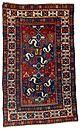 Armenian Dragon Rug Vishapagorg Kazak 242x138 1880 Chondoresk Karabagh Kar997.jpg