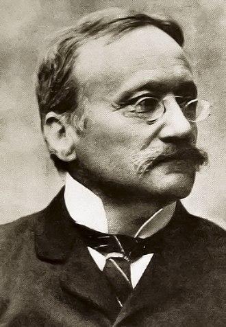 Simon Boccanegra - Arrigo Boito, librettist of the 1881 revision