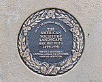 Art Institute of Chicago South Garden American Society of Landscape Architects Marker 2019-1529.jpg