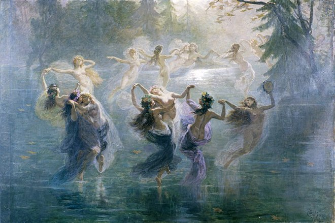 Le Vile, opera di Bartolomeo Giuliano (1906)