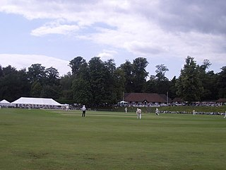 Arundel Castle Cricket Ground Cricket ground