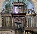 Assier - Chapelle funéraire de Galiot de Genouillac à l'église Saint-Pierre - Clôture.jpg