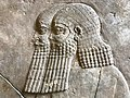 Assyrian orthostat in the Pergamon Museum, Berlin.jpg