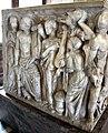 Atene, sarcofago con achille licomede, 240 dc ca, da roma, collez. borghese, 02.JPG