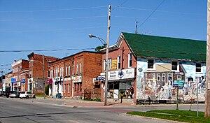 English: Athens, Ontario, Canada