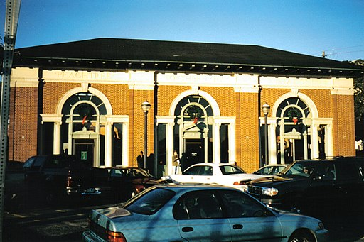 Atlanta Amtrak Station