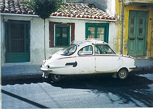 Fuldamobil - Image: Attica