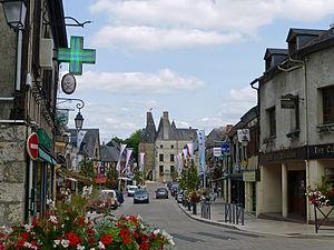 Aubigny-sur-Nère - Shops in Aubigny-sur-Nère