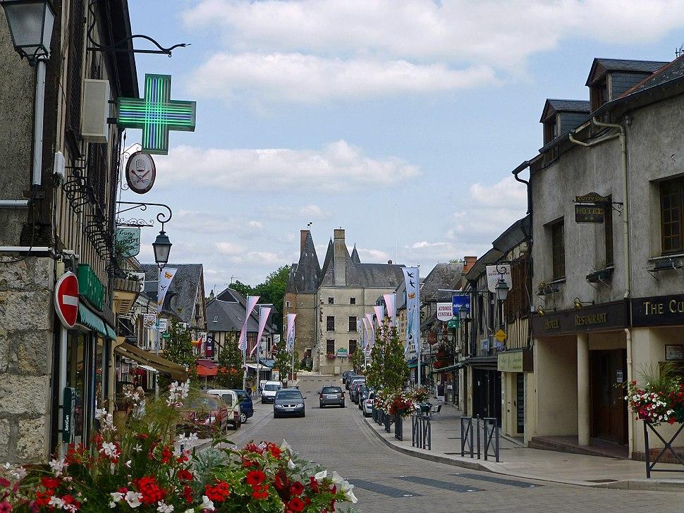 Shops in Aubigny-sur-Nère