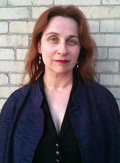 Picture of an author: Audrey Niffenegger