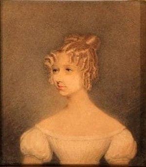 John Low (East India Company officer) - Augusta Shakespear, 1826 portrait