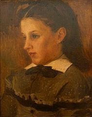 Portrait de Marie Le Coeur