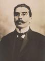 Augusto de Vasconcellos (c. 1910) - postal fotográfico, edição da revista mensal «Archivo Democratico».png