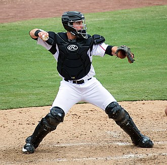 Austin Hedges - Hedges with Lake Elsinore Storm 2013