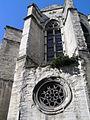 Avignon, Couvent des Célestins, Abside de l'église..JPG
