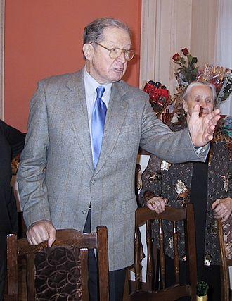 Yuri Averbakh - Yuri Averbakh at his 80th birthday