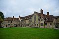 Aylesford Priory courtyard, 2014 - 2.jpg