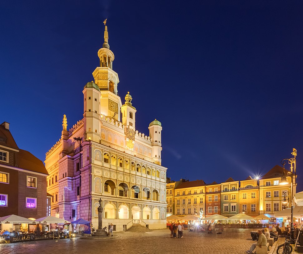 Ayuntamiento, Poznan, Polonia, 2014-09-18, DD 73-75 HDR