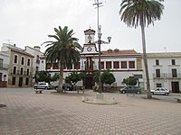 Ayuntamiento de Lopera, Lopera, 20 July 2016.JPG