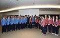 Azerbaijani athletes competing in Baku Chess Olympiad 5.jpg