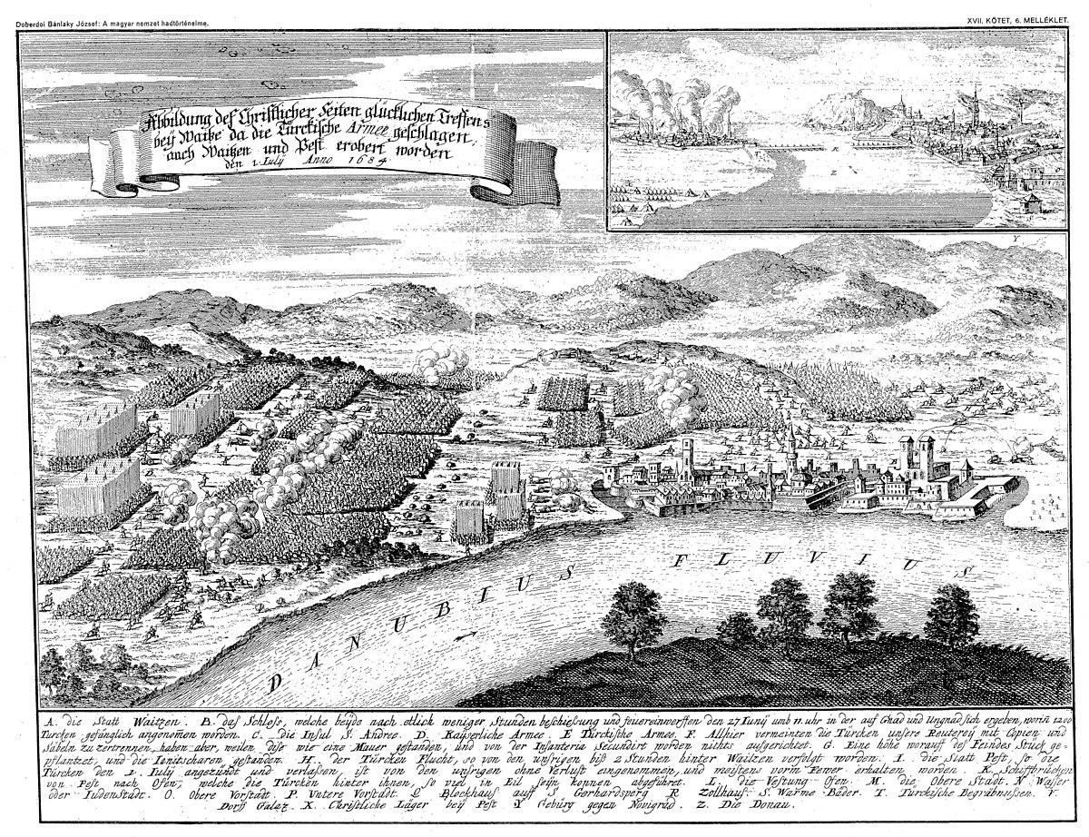 Vaci Csata 1684 Wikipedia