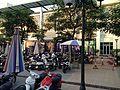 Bãi xe Trung tâm chiếu phim quốc gia, Hà Nội 001.JPG