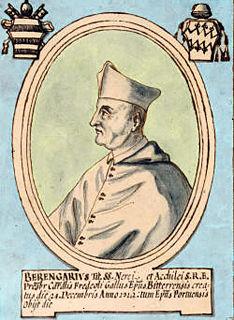 Bérenger Fredoli
