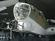 B17 chin turret