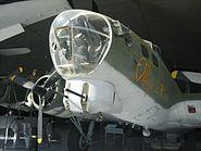 B17 chin turret