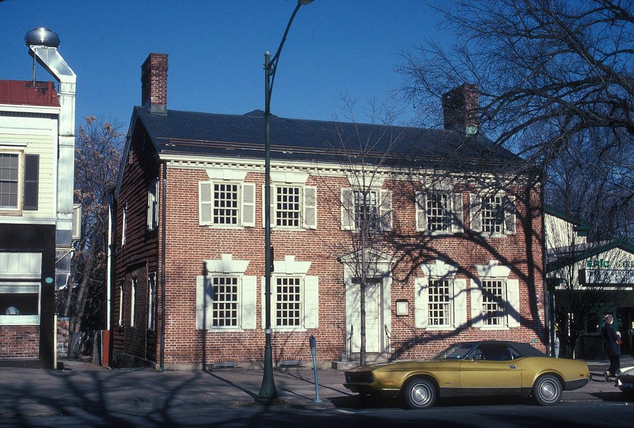 File bainbridge house princeton mercer for The princeton house