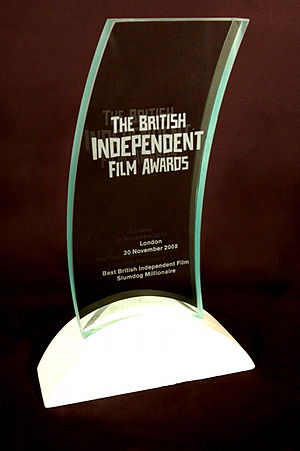 British Independent Film Awards - Image: BIF Atrophy