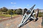 BL 5 inch cannon 2 Union Buildings Pretoria 017.jpg