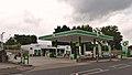 BP petrol station on Brimstage Road.jpg