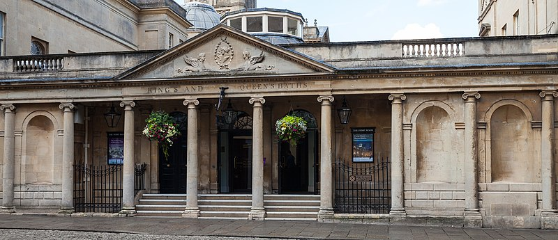 Baños Romanos Inglaterra:File:Baños del Rey y de la Reina, Bath, Inglaterra, 2014-08-12, DD 42