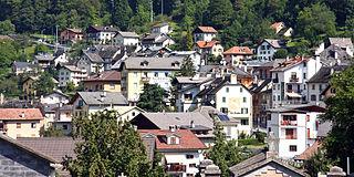 Baceno Comune in Piedmont, Italy