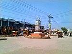 Bacha Khan Square In Charsadda.jpg