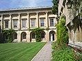 Back Quad, Oriel College, Oxford - geograph.org.uk - 1943388.jpg