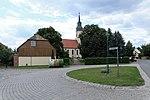 Bad Schmiedeberg - Dorfstraße + Kirche 01 ies.jpg