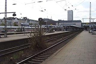 Hamburg Bahnhof Altona Intercity Hotel